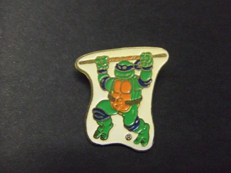 De Turtles Michelangelo Teenage Mutant Ninja Turtles